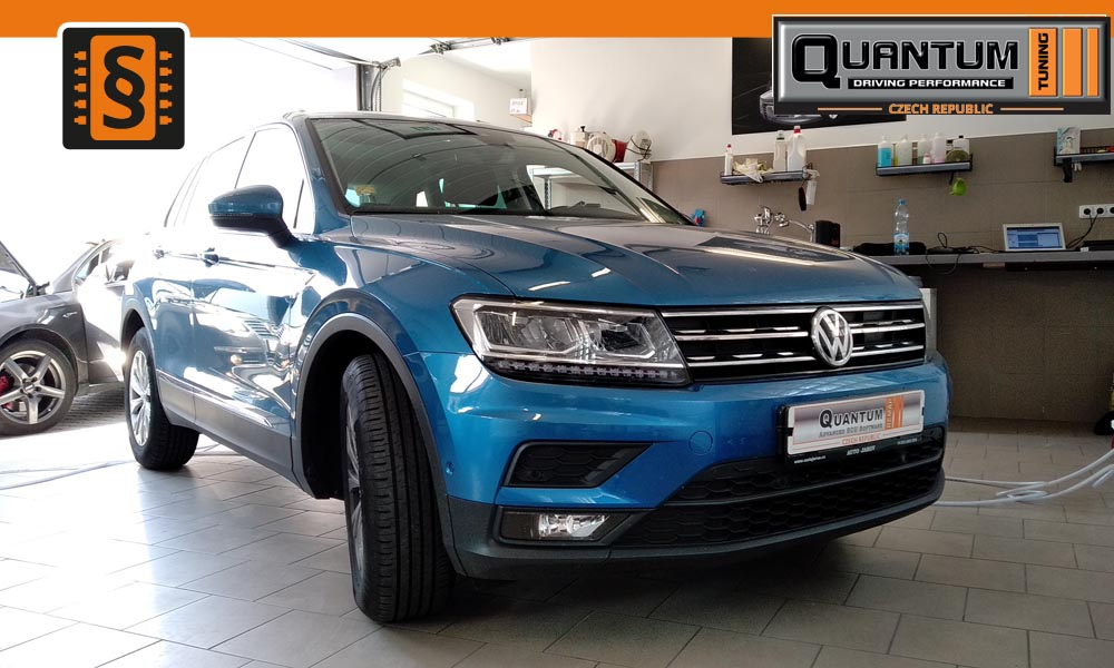 Reference Brno Chiptuning VW Tiguan 1.4 TSI 92kw