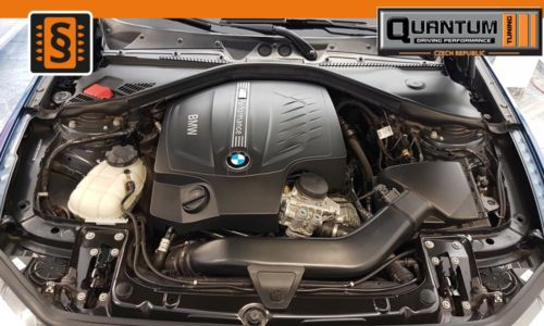 Reference Praha Chiptuning BMW M1 35i Engine