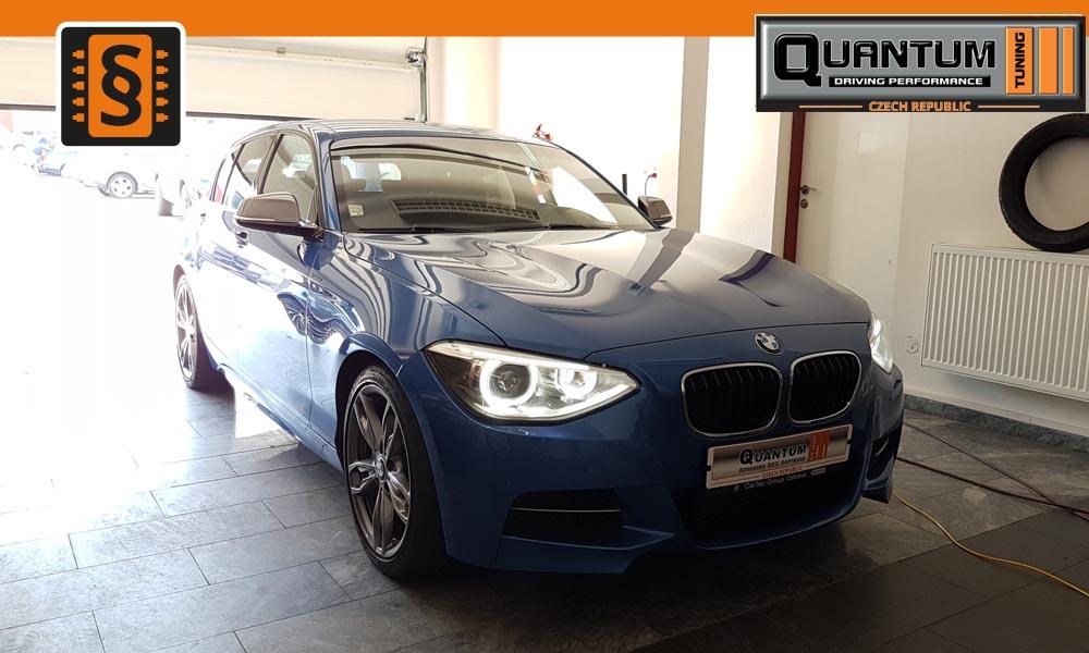Reference Praha Chiptuning BMW M1 35i