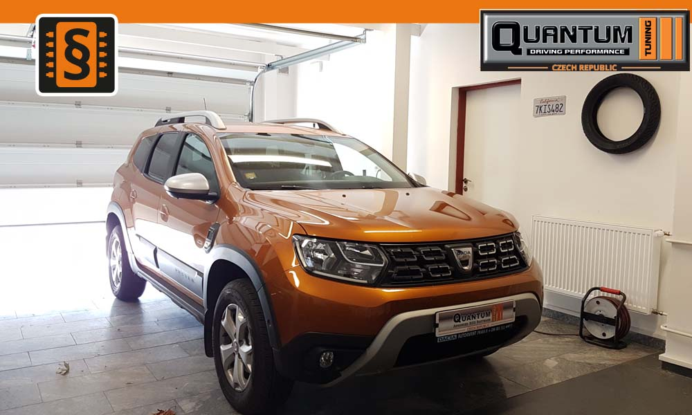 Reference Praha Chiptuning Dacia Duster 1.5dCi