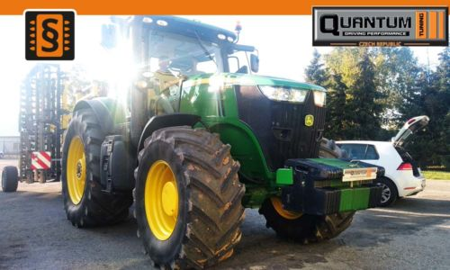Reference Náchod Chiptuning John Deere 7230R
