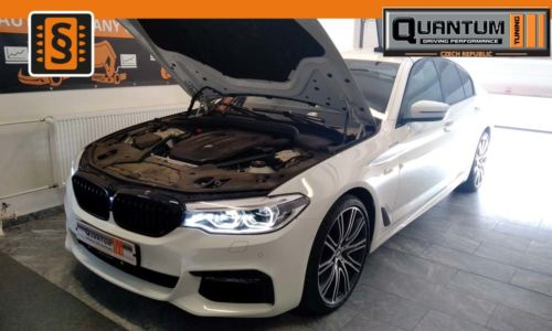 Reference Praha Chiptuning BMW G30 5 30d Engine