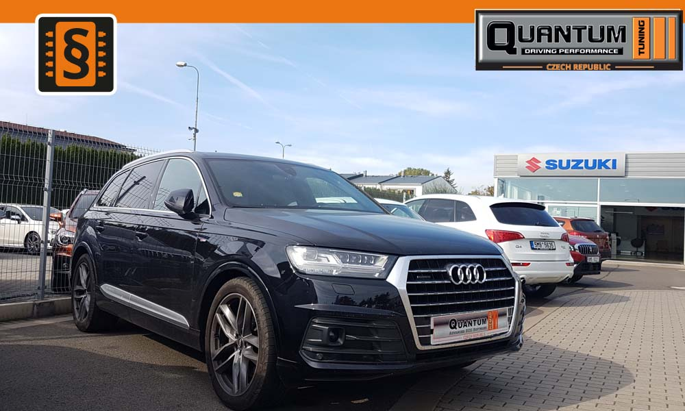 Reference Olomouc Chiptuning Audi Q7 50d 200kW