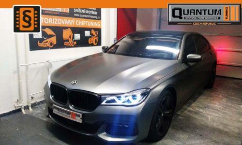 Reference Praha Chiptuning BMW 7 50i G11