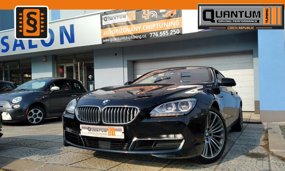 Reference Praha Chiptuning BMW 650i 2014