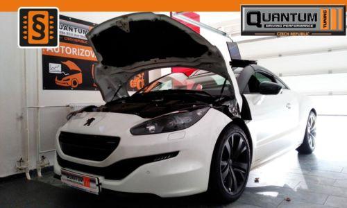Reference Praha Chiptuning Peugeot RCZ 2.0HDi