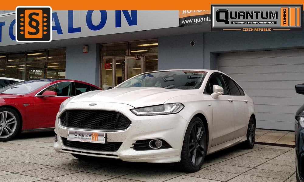 Reference Praha Chiptuning Ford Mondeo MK5 2.0TDCi