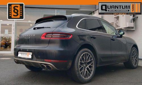 Reference Olomouc Chiptuning Porsche Macan 3.0TDi 190kW