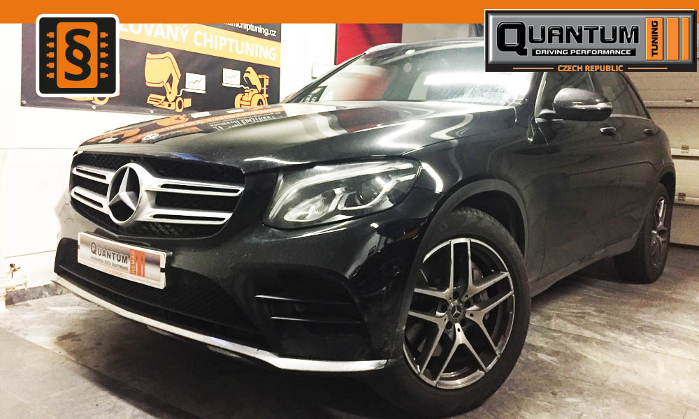 Reference Praha Chiptuning Mercedes GLC x205 250