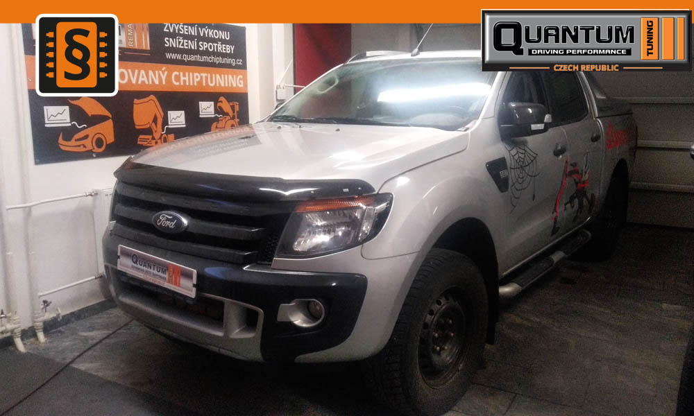 Reference Praha Chiptuning Ford Ranger 3.2TDCi 147kw