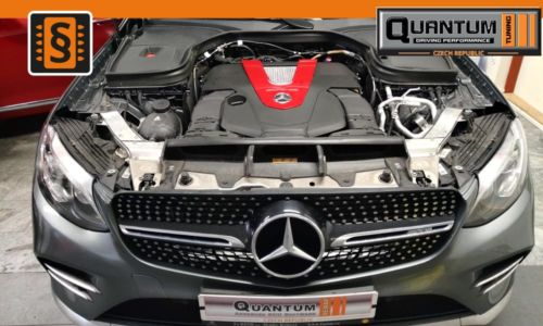 Reference Praha Chiptuning Mercedes GLC 43 AMG 270kw (367hp)