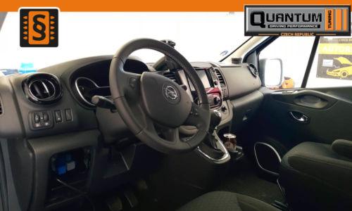 Reference Praha Chiptuning Opel Vivaro 1.6 CDTi Bi-Turbo 107kw (145hp)