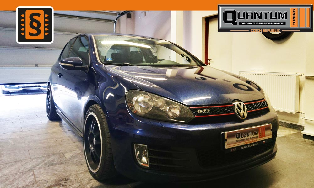 Reference Praha Chiptuning VW Golf 2.0TSi 155kw (211hp)