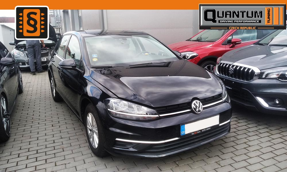 Reference Olomouc Chiptuning Volkswagen Golf 1.4 TSI 92kw (125hp)