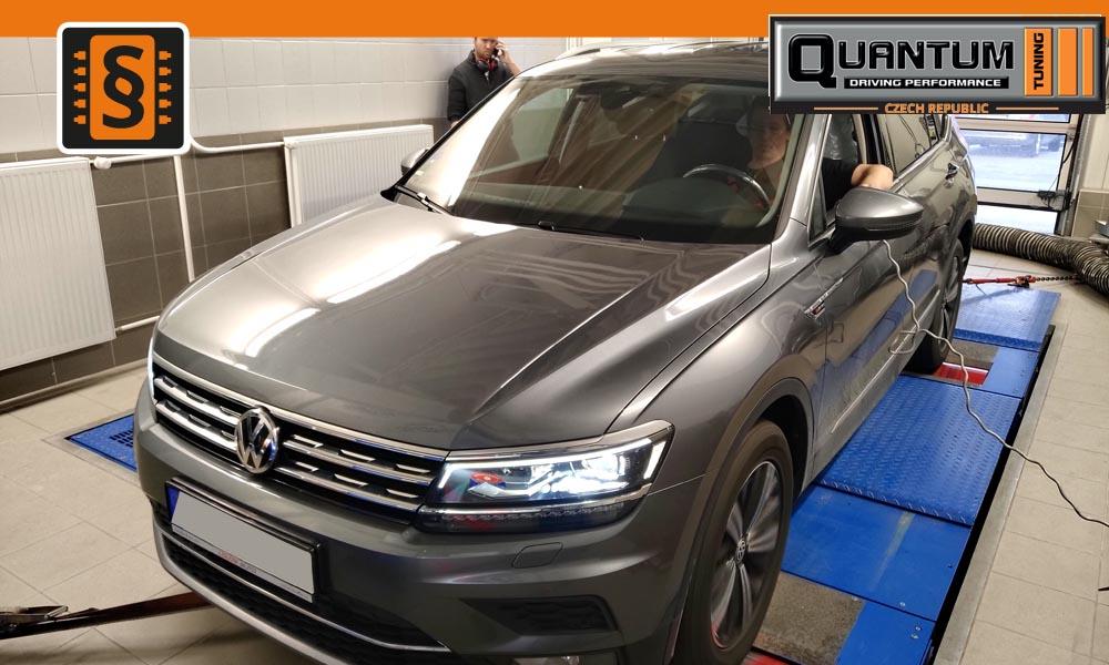 Reference Praha Chiptuning VW Tiguan 2.0TDi 110kw (150hp)