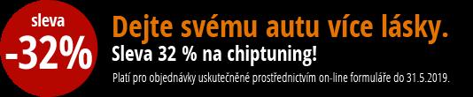 Sleva na chiptuning 32 %