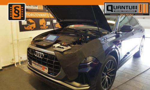 Reference Quntum Praha Chiptuning Audi Q8 50TDi 210kw MD1CP004