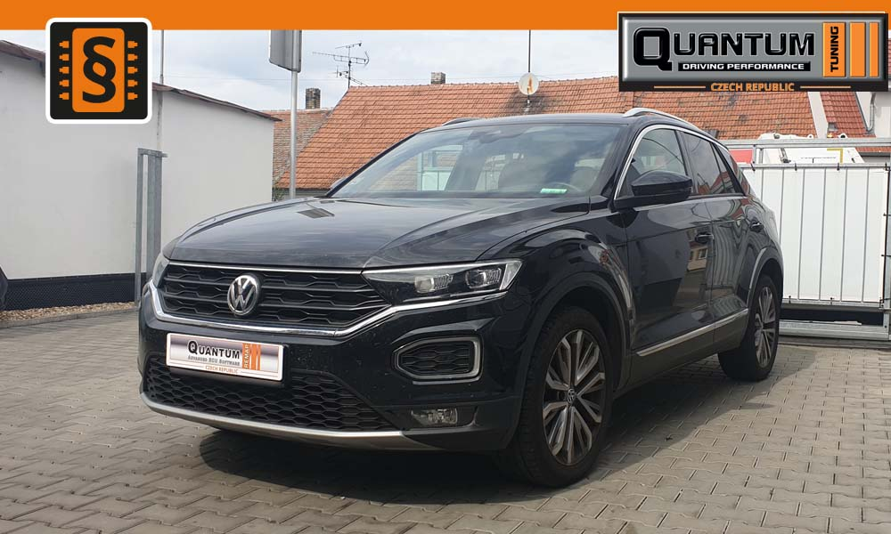 Reference Brno Chiptuning VW T-Roc 1.5TSi 110kw