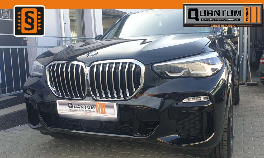 Reference Brno Chiptuning BMW X5 30d 195kw