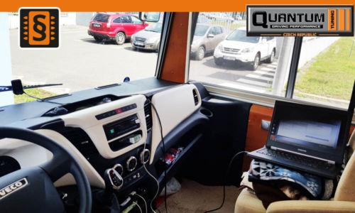 Reference Praha Chiptuning Karavan Iveco Daily 3.0HPi