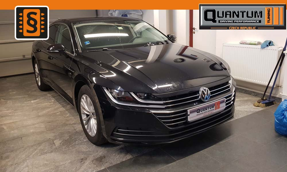 Reference Brno Chiptuning VW Arteon 1.5TSi 110kw