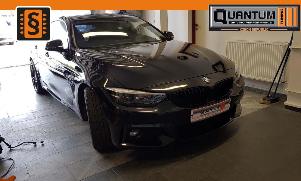 Reference Brno Chiptuning BMW 4 30i 185kw