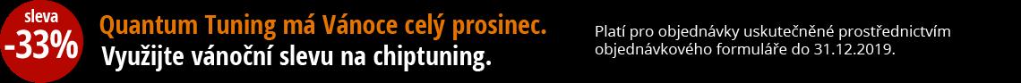 Sleva na chiptuning 33 %