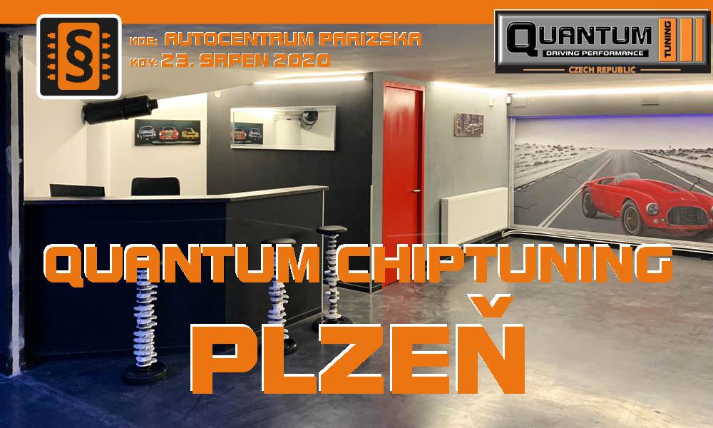 Quantum Chiptuning Plzeň