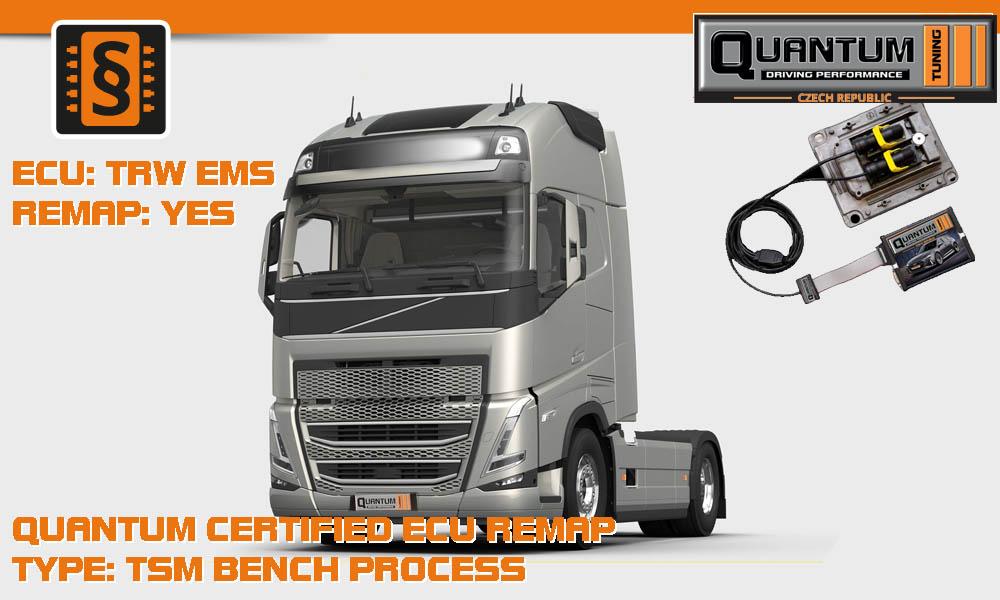 Truck Chiptuning Volvo FH - FM - FL EURO 6